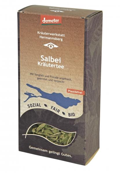 Salbei-Kräutertee Demeter