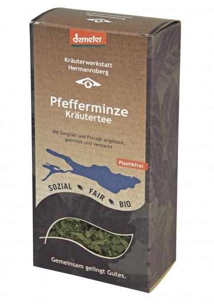 Pfefferminze-Kräutertee Demeter
